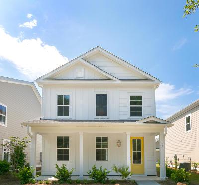 Summerville Single Family Home For Sale: 163 Village Ponds Drive