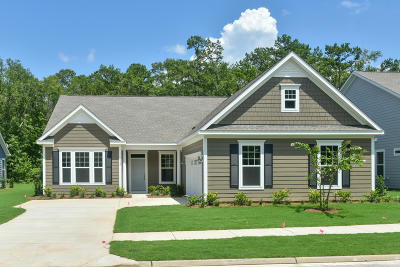 Summerville Single Family Home For Sale: 118 Headwaters Drive