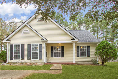 Berkeley County Single Family Home For Sale: 485 Courtland Drive