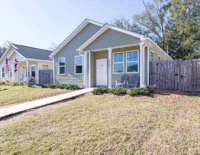 North Charleston Single Family Home For Sale: 4153 Saint Johns Avenue