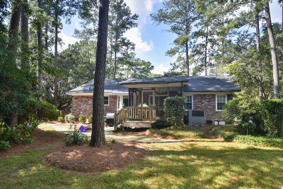 Summerville SC Single Family Home For Sale: $210,000