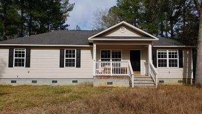 Berkeley County Single Family Home For Sale: 2042 Charity Church Road