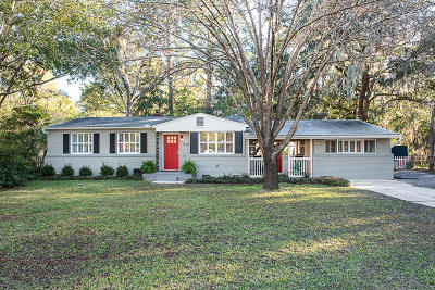 Charleston Single Family Home For Sale: 1743 McHenry Avenue