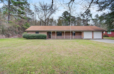 Single Family Home For Sale: 1848 N Highway 15
