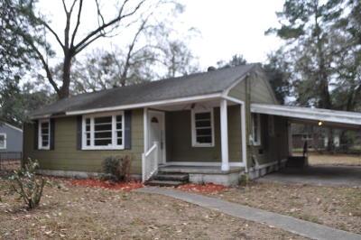 North Charleston Single Family Home For Sale: 7641 Selma Street
