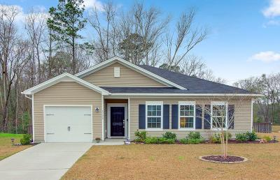 Ladson Single Family Home Contingent: 3720 Blackjack Road