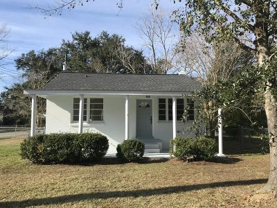 Charleston Single Family Home For Sale: 129 Plymouth Avenue