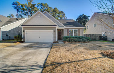 Ladson Single Family Home For Sale: 197 Withers Lane