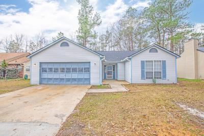 Summerville SC Single Family Home For Sale: $175,000