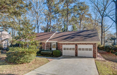 Summerville Single Family Home For Sale: 206 Sweetbriar Road