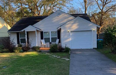 Ladson Single Family Home For Sale: 1225 Maryland Drive