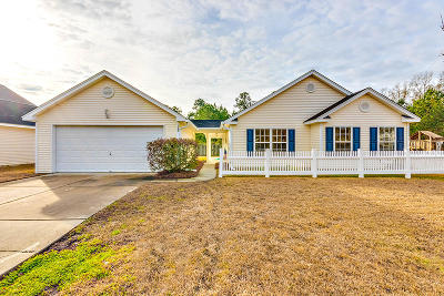 Summerville Single Family Home For Sale: 126 Moon Dance Lane