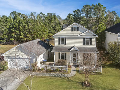 Summerville Single Family Home For Sale: 407 Seneca River Drive