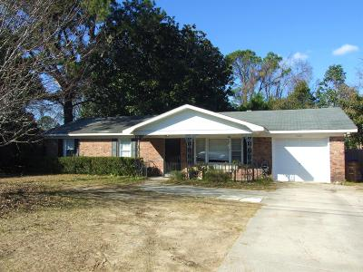 Single Family Home For Sale: 1506 Fort Johnson Road