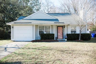 Single Family Home Contingent: 1153 Rivercrest Drive