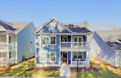 Summerville Single Family Home For Sale: 219 Blue Bonnet Street