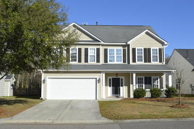 Summerville Single Family Home For Sale: 5132 Birdie Lane