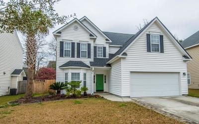 Summerville Single Family Home For Sale: 5255 Stonewall Drive
