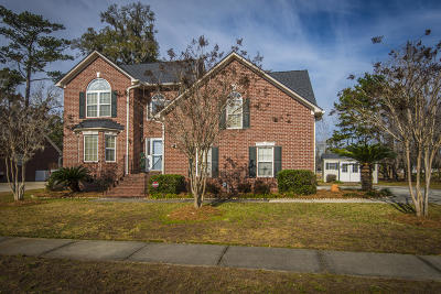Goose Creek Single Family Home Contingent: 123 Jamesford Street