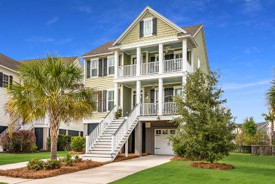 Charleston Single Family Home For Sale: 105 Sandshell Drive