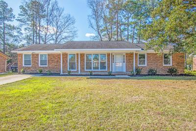 Summerville Single Family Home For Sale: 116 Driver Avenue