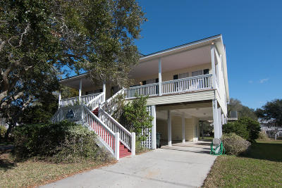 Edisto Island Single Family Home For Sale: 2707 Neptune Street