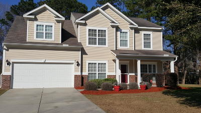 Hanahan Single Family Home For Sale: 1517 Saint Stephens Way