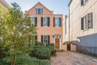 Charleston SC Single Family Home For Sale: $1,550,000