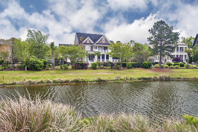Charleston Single Family Home For Sale: 562 Park Crossing Drive