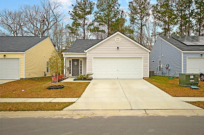 Summerville Single Family Home For Sale: 114 Brittondale Road