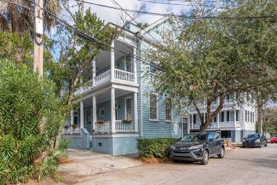 Multi Family Home For Sale: 42 Bull Street