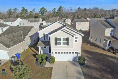 Ladson Single Family Home For Sale: 3863 Annapolis Way