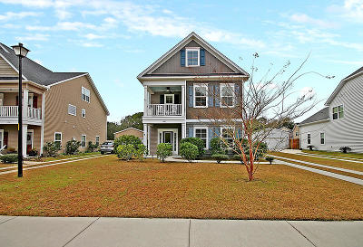 Johns Island Single Family Home Contingent: 1508 Thoroughbred Boulevard