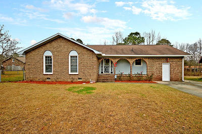 Ladson Single Family Home For Sale: 222 Lodgepole Rd