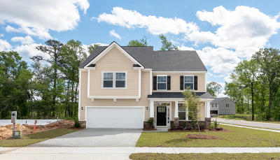 Moncks Corner Single Family Home For Sale: 145 Sugeree Drive