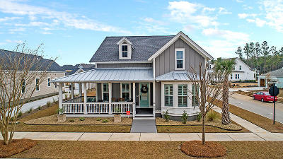 Summerville Single Family Home For Sale: 457 Watergrass Way