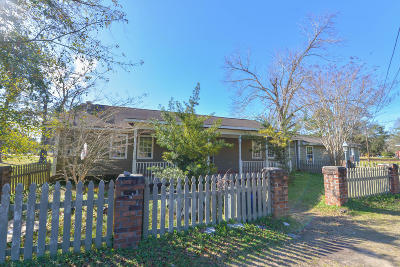 Charleston Single Family Home For Sale: 1824 N Grimball Road