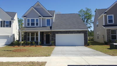 Moncks Corner Single Family Home For Sale: 151 Sugeree Drive