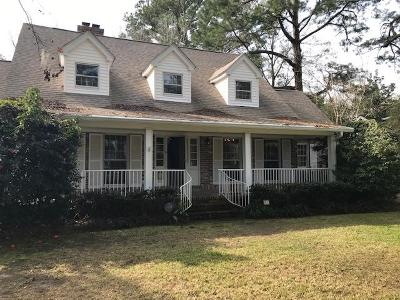 Charleston Single Family Home Contingent: 21 Johnson Road