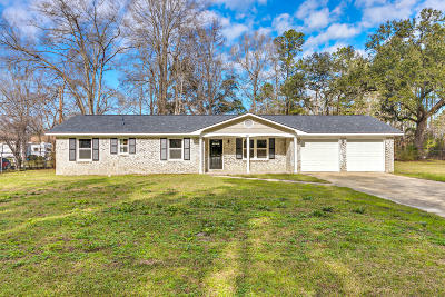 Summerville Single Family Home For Sale: 261 Allspice Drive