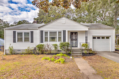 North Charleston Single Family Home For Sale: 5623 Meadow Avenue