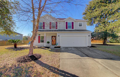 Summerville Single Family Home For Sale: 9625 N Carousel Circle