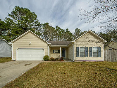 Summerville Single Family Home For Sale: 132 Paddock Way