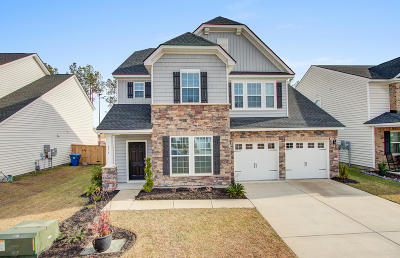 Summerville Single Family Home For Sale: 694 Redbud Lane