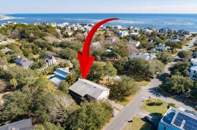 Sullivans Island SC Single Family Home For Sale: $1,195,000