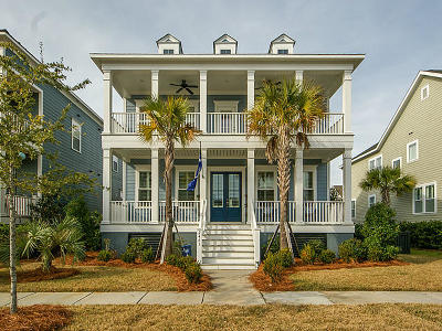 Charleston Single Family Home For Sale: 2461 Louisville Street