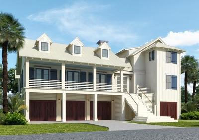 Isle Of Palms SC Single Family Home For Sale: $2,695,000