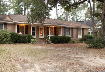 Charleston Multi Family Home For Sale: 705 Marlin Lane #A &