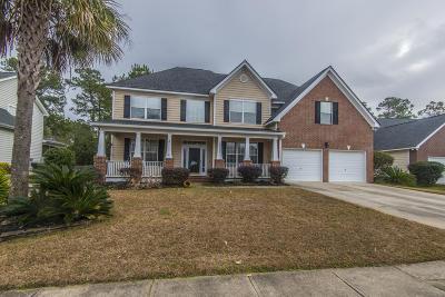 Summerville Single Family Home For Sale: 9449 Markley Boulevard