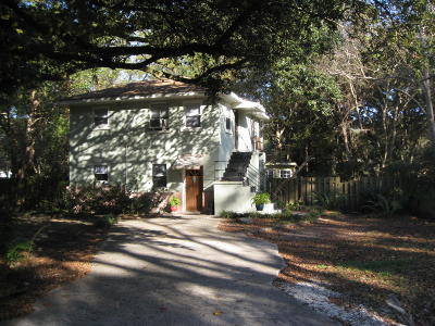 Charleston Multi Family Home For Sale: 2190 St James Drive
